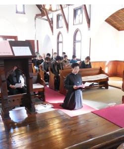 2014年3月11日(ステパノ教会