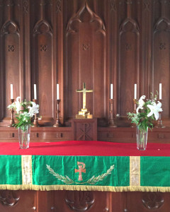 カサブランカ(祭壇)