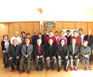 主教会集合写真(2015、10、2