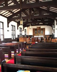 八戸聖ルカ教会聖堂