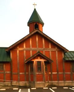 八戸聖ルカ教会1